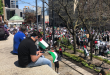 Палестинский протест перед генконсульством Израиля прошел в Монреале