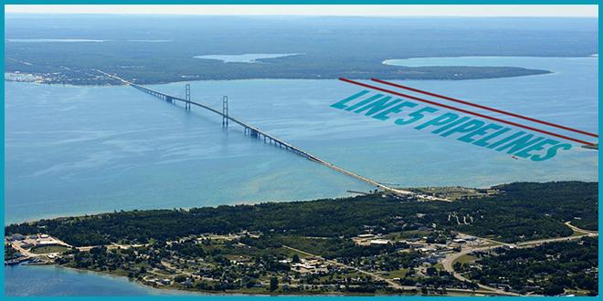 Квебек не останется без газа: Канада игнорирует требование США и отказывается закрывать трубопровод Line 5