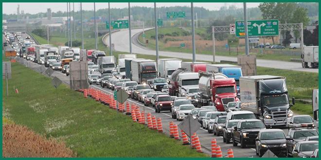 Вниманию водителей: Ряд шоссе и туннель Лафонтен закрыты на выходные