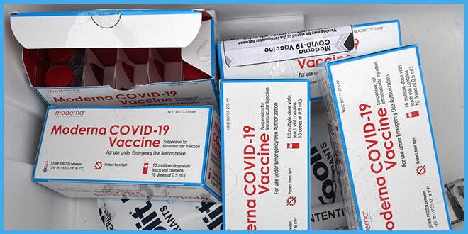 Прививайтесь, пока не испортилась: заканчивается срок годности партии вакцины Moderna