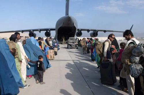Последние беженцы