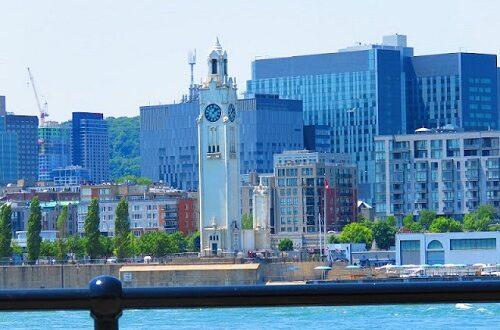 Башня в порту