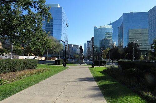 Queen park Toronto