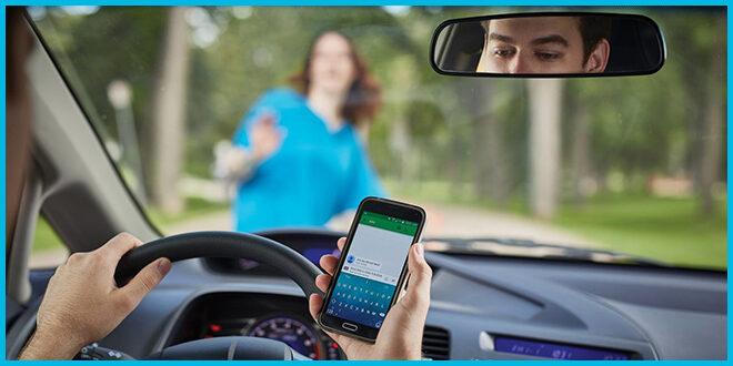 Две тысячи штрафов за неделю и даже не за COVID-19: водителей призывают не отвлекаться на телефон