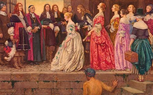 Королевские дочери