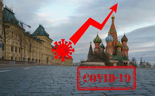 В Москве с сего дня объявлен карантин